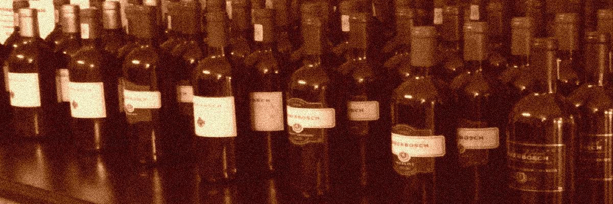 Over wijnen uit Uit Zuid Afrika